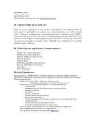 Resume Samples No Experience by Resume Samples Limited Experience