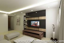 Living Room Tv Console Design Singapore Sims Drive 5 Room Hdb Point Block Renovation Project By Behome