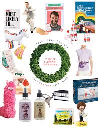 clj gift guide 17 hilarious white elephant gifts under 15