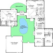 House Plans With Detached Garage And Breezeway 340 Best House Floor Plans U0026 Ideas Images On Pinterest House
