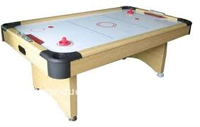 Best Air Hockey Table by Factory Wholesale Best Selling 5ft 6ft Superior Air Hockey Table