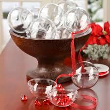 80mm acrylic fillable ornaments acrylic fillable ornaments