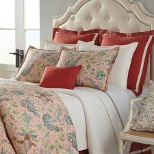 shop legacy home gabbie coral duvet collection the home