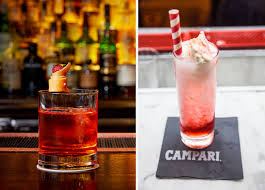 campari cocktails six variations on a negroni cool hunting