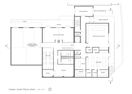 kimbell art museum floor plan gallery of kimball art center sparano mooney architecture 5