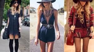 moda boho moda boho chic 2018 looks para inspirar se