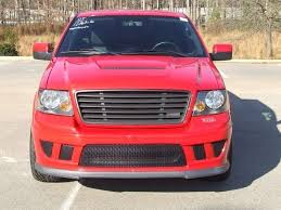 ford f150 saleen truck for sale 2007 ford f 150 supercab saleen s331 supercharger f150 car buy