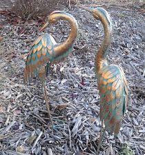 birds garden stakes ornaments ebay