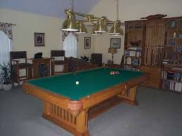Woodworking Plans Pool Table Light by 146 Best Pool Tables Gaming Tables Images On Pinterest Pool