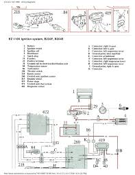 volvo ignition switch wiring diagram volvo penta diesel ignition
