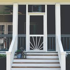 Screen Kits For Porch by Screen Doors Solid Vinyl Wood And Pressure Treated Wood Doors