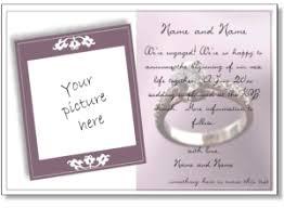 engagement announcement cards printable engagement announcement templates add a photo