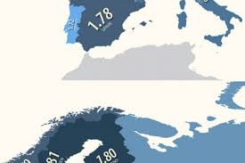 netherlands height map netherlands infographics visual ly