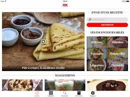 application recettes de cuisine cuisine recette de cuisine dans l app store