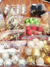 Christmas Tree Decoration Craft Ideas - tips u0026 tricks to organize all that holiday decor 11 magnolia lane