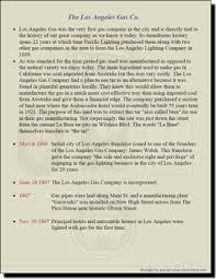 lighting companies in los angeles los angeles gas