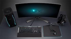 Gaming Desk Top Corsair Launches Its Desktop Gaming Pc Techspot