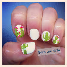 cactus nail art google search nail art pinterest art