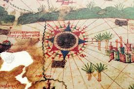 Vatican City Map Sea Map Of Iehuda Ben Zara Facsimile Edition