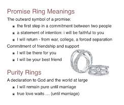promise ring meaning for bridal wedding jewelry shopping