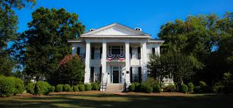 the burt stark mansion in abbeville south carolina about the