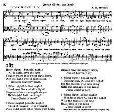 Star Light Star Bright Lyrics Holy Night Peaceful Night