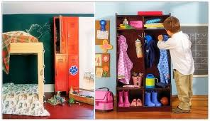 kids lockers kids room free simple detail ideas kids room lockers orange