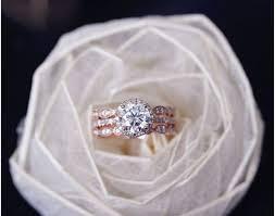 ring wedding band sets awesome pear shaped engagement ring set