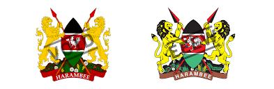 Kenya Africa Flag Ark Innovation Lab Kenya Coat Of Arms