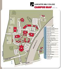 Map Of Lancaster Pa Visiting Campus Lancaster Bible College