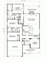 house plan for narrow lot awesome narrow lot ranch house plans new home plans design