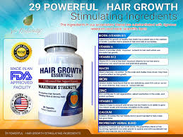 amazon com hair growth essentials pills supplement 29 hair
