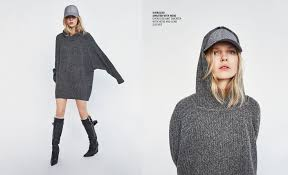 knit dresses woman zara united states