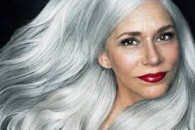 taming coarse grey hair give your hair a youth boost with our anti ageing tips mirror online