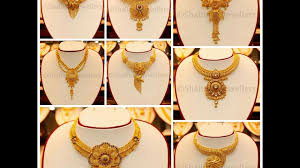 beautiful necklace gold images Top 25 beautiful gold necklace designs latest indian jpg