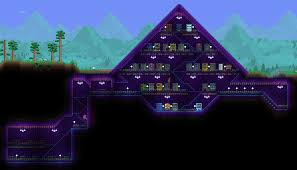 Terraria Bookcase I Made My Guide A Huge Library Terraria