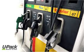 Uhaul Estimated Cost by U Haul Gas Calculator U Pack