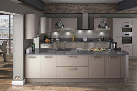 Grey Kitchens by Grey Quartz Kitchen Countertops Outofhome
