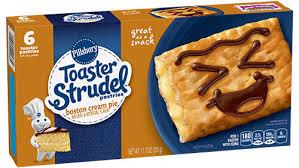 Pumpkin Toaster Strudel Pillsbury Boston Cream Pie Toaster Strudel Pillsbury Com