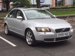 2005 volvo s40 2 0 se diesel f s h grey leather sunroof 1