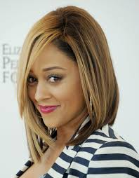 pictures of graduated long bobs haircut of the week tia mowry hardrict s versatile graduated long
