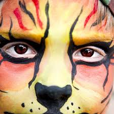 make your own face paint for halloween parenting