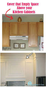 adding molding to kitchen cabinets 20 inexpensive ways to dress up your home with molding amazing diy
