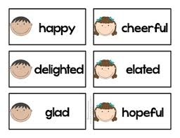 words cards word wall cards feelings words by kathy teachers pay teachers