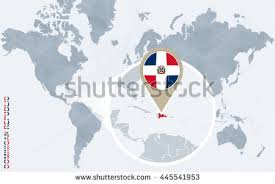 where is the republic on the world map abstract blue world map magnified stock illustration