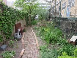 Urban Gardening New York Alice U0027s Garden On West 34th Street In New York City Flickr