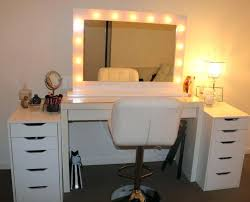 makeup dressing table with mirror bedroom vanity table without mirror makeup organization with large