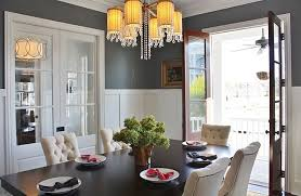 Dining Room French Doors Design Ideas - Dining room with french doors