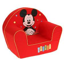canap mickey mickey fauteuil disney baby mickey achat vente