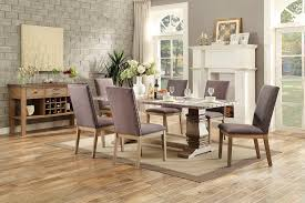 homelegance 5428 84 anna claire formal dining room set